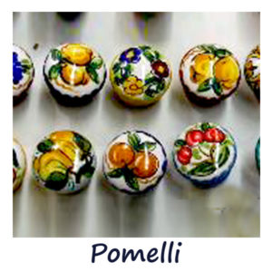 Categorie vietri store s r l - Pomelli cucina ceramica ...