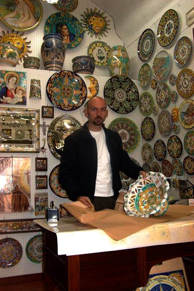 Giuseppe Palumbo Vietri Store